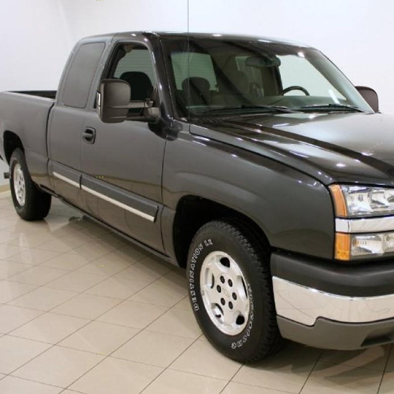 2007 Gmc Sierra Classic 3500 Extended Cab Transmission: LEFT+RIGHT 07-14 Silverado Sierra MANUAL Telescoping Tow