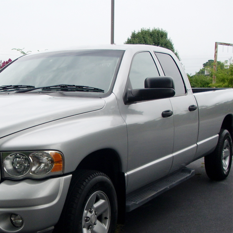 2007 Dodge Ram 3500 Regular Cab Exterior: 02-08 Dodge Ram 1500 03-09 2500 3500 Towing Extendable