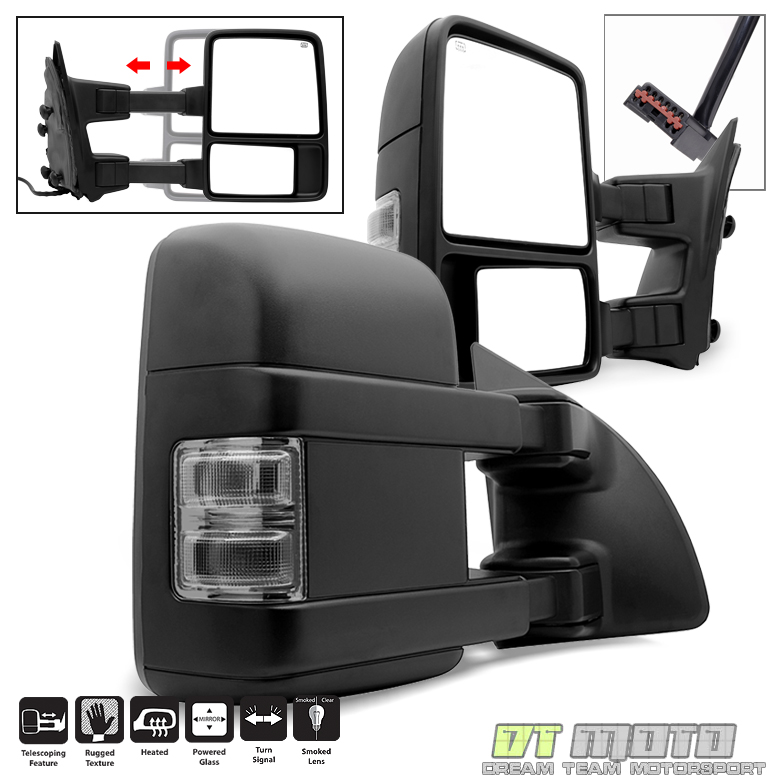LEFT+RIGHT 1999-2007 Ford F250/F350/F450 Power+Heated