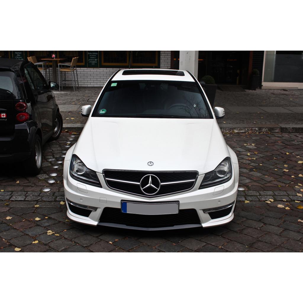 European 2012 2014 mercedes benz w204 c250 c300 c350 for Mercedes benz headlights