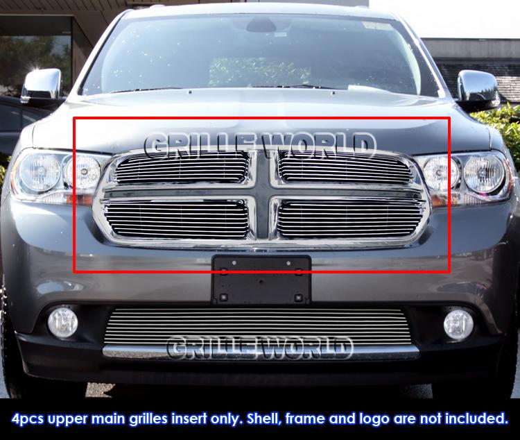 For 2011-2013 Dodge Durango Billet Grille Insert