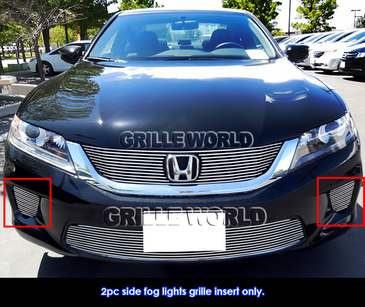 Honda Accord 2015 Pictures: For 2013-2015 Honda Accord Coupe Fog Light Cover Grille