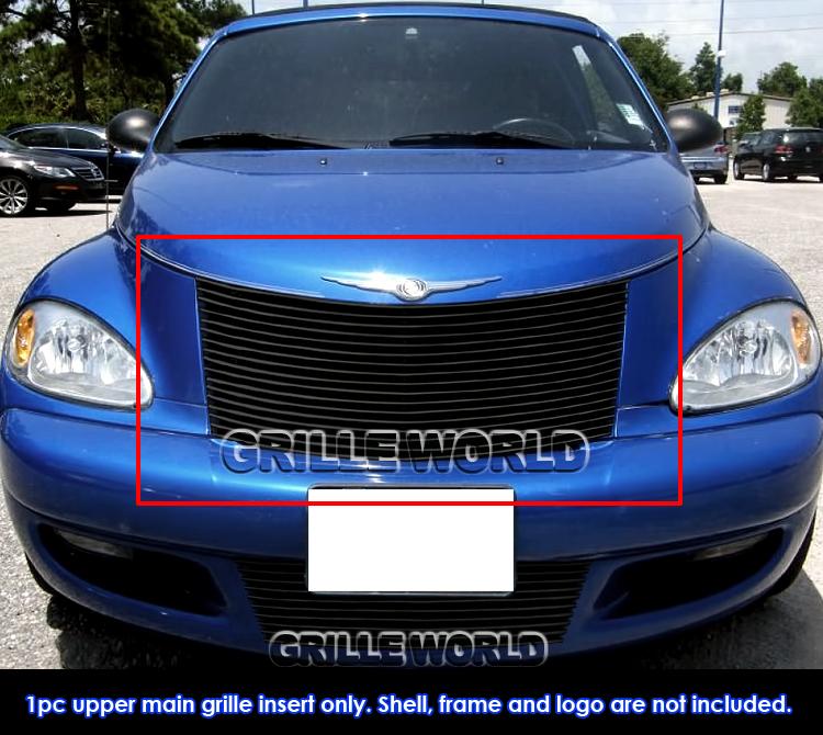 2005 Chrysler PT Cruiser 1.6 Related Infomation