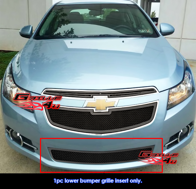 fit 2011 2013 chevy cruze lt ltz rs package turbo bumper. Black Bedroom Furniture Sets. Home Design Ideas