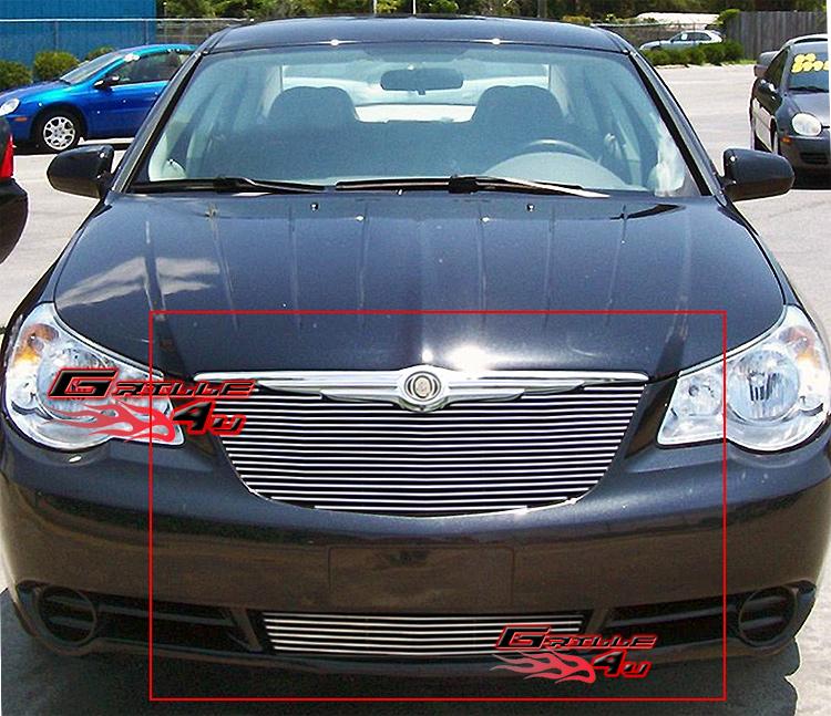 For 07-08 Chrysler Sebring Billet Grille Insert