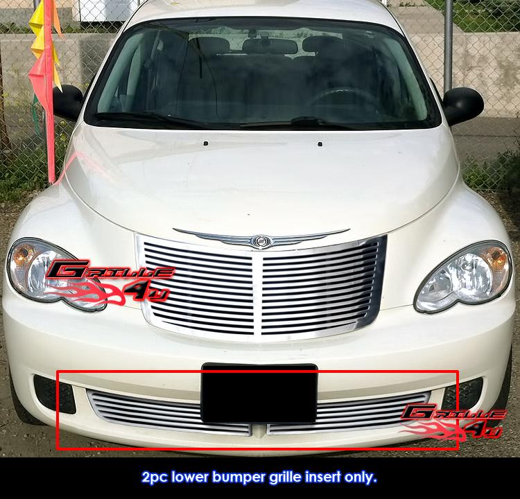 Pt Cruiser Bumpers : For  chrysler pt cruiser bumper perimeter grille