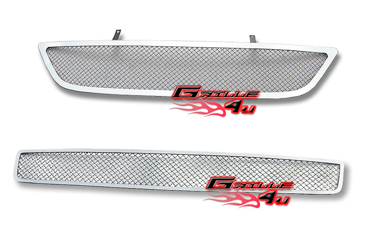 For-05-07-Lexus-GS-300-GS-350-GS-430-Mesh-Grille-Combo