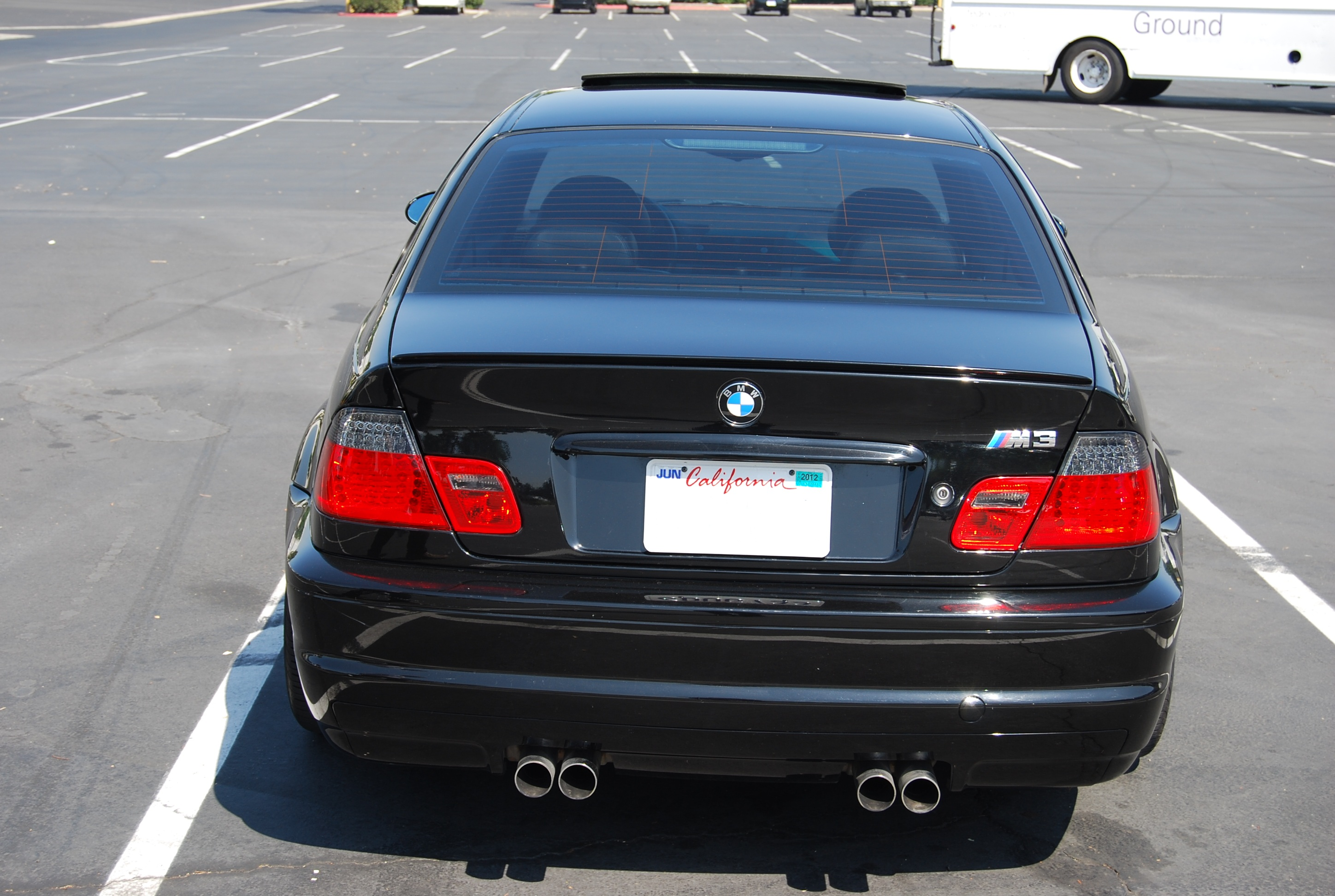 2002 bmw e46 manual m3 black 60k miles 19 500. Black Bedroom Furniture Sets. Home Design Ideas