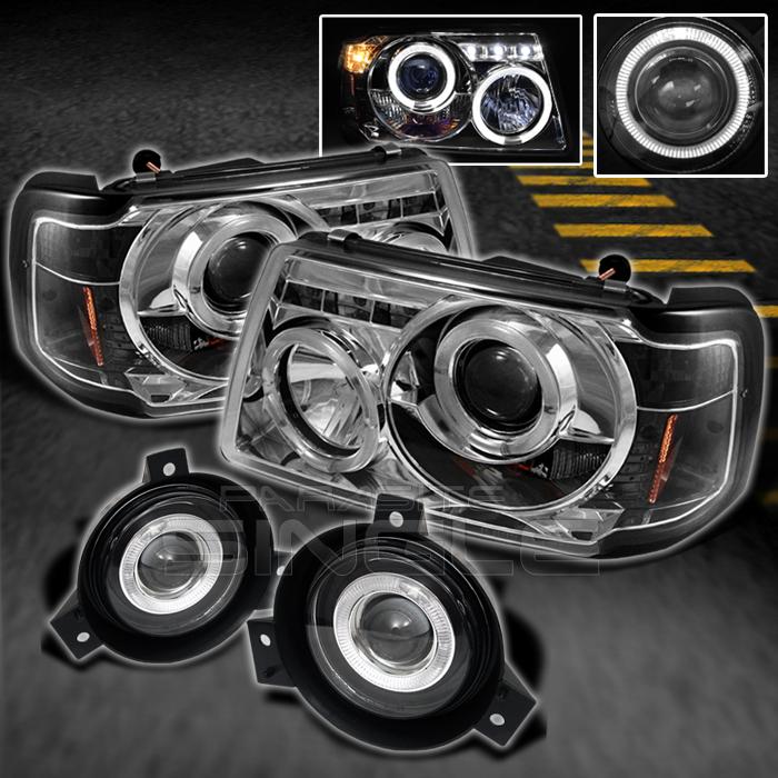 projector headlights ford ranger forum. Black Bedroom Furniture Sets. Home Design Ideas