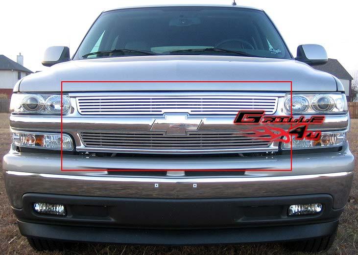 fits 99 02 silverado 1500 00 06 suburban perimeter grille ebay