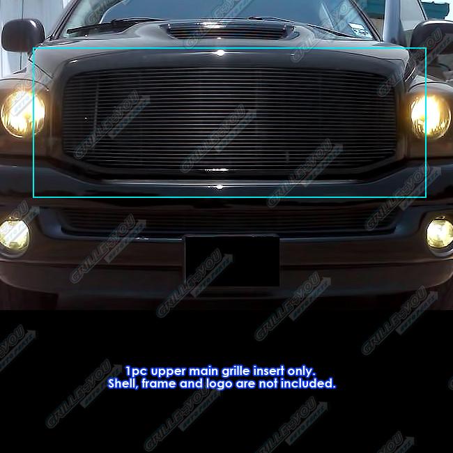 Smittybilt 3 Nerf Bar Running Boards 2006 08 Dodge Ram: Fits 2006-2008 Dodge Ram 1500/2500/3500 Black Billet