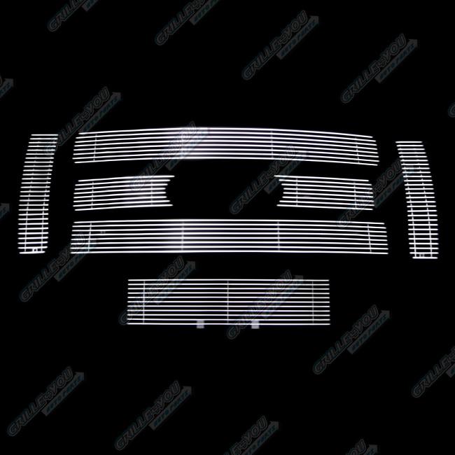 F 150 6 Bar Chrome Billet Style Grille Insert | Autos Post