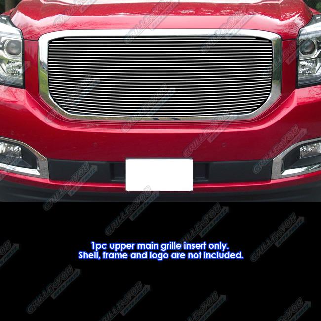 Fits 2015-2016 GMC Yukon XL Model Billet Grille Insert
