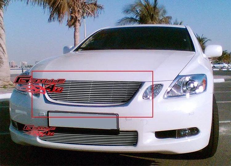 Fits 06 Lexus Gs 300  05 07 Gs 450h Billet Grille
