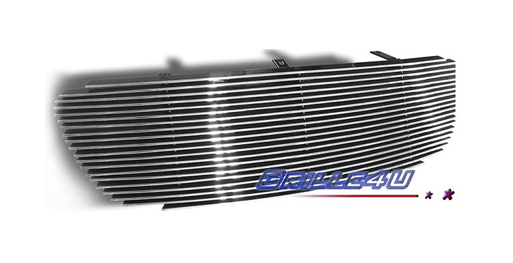 Fits 2003-2004 Toyota Corolla Billet Grille Grill Insert