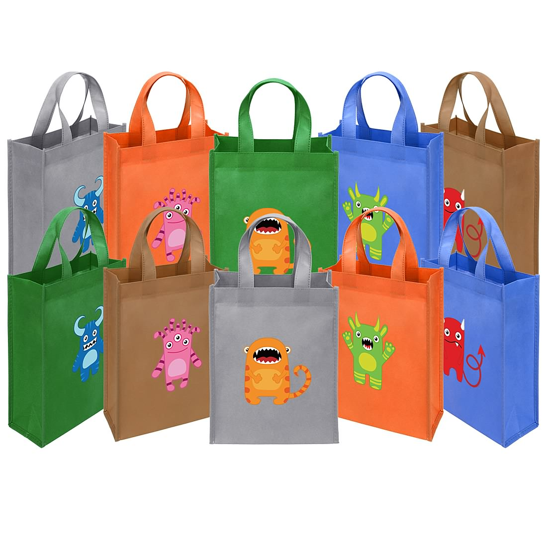 Gift Bag Toys : Ava kings pack reusable party favor goodie bags for