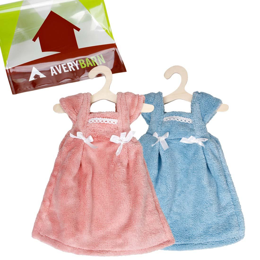 Avery Barn Various Design Mini Dress Soft Bathroom Kitchen ...