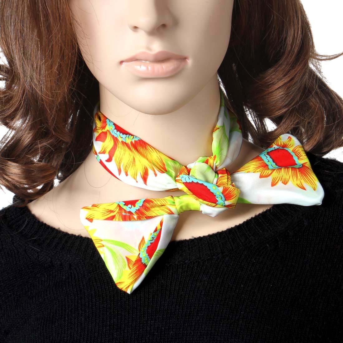 bmc 10pc mixed design wired hair tie twist bow headband