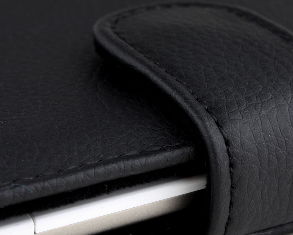 Monster New  Kindle DX Synthetic Leather Case Cover Jacket Black
