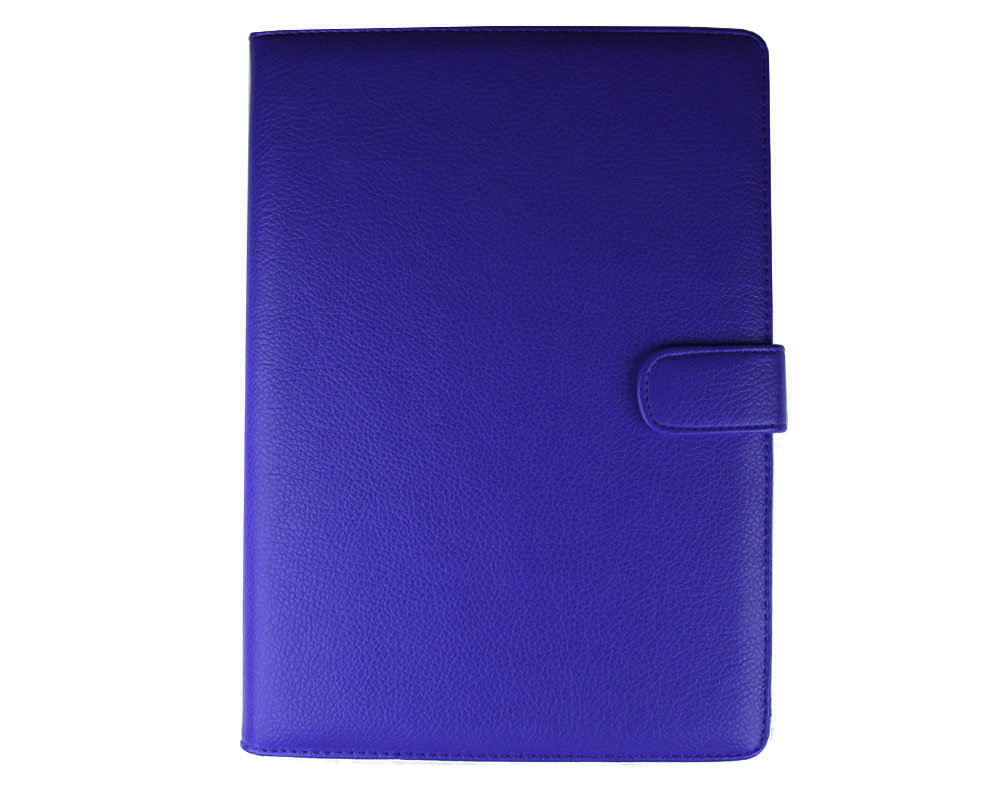 Monster New  Kindle DX Synthetic Leather Case Cover Jacket Blue