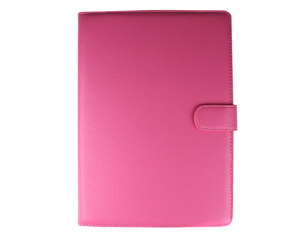 Kindle DX Leather Case Cover Jacket Pink