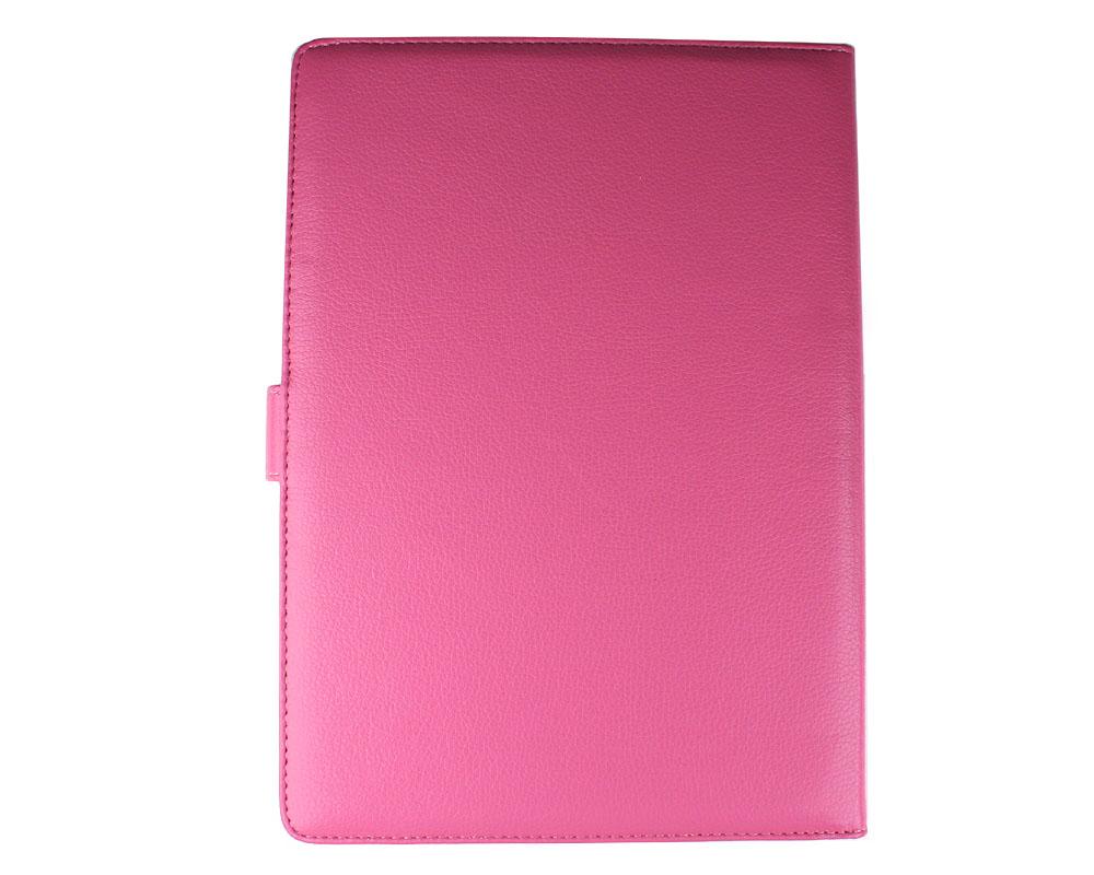 Kindle DX Leather Case Cover Jacket Pink