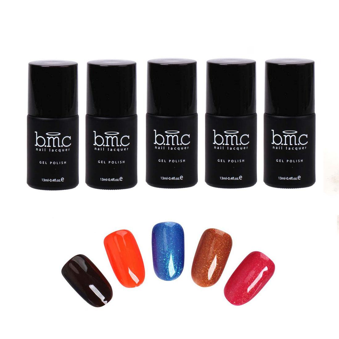 Efecto térmico BMC Esmalte Gel Laca de uñas Cambio de Color ...