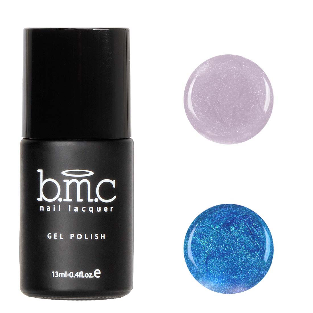 BMC Thermal Effect Color Changing Nail Lacquer Gel Polish - Cancun Collection