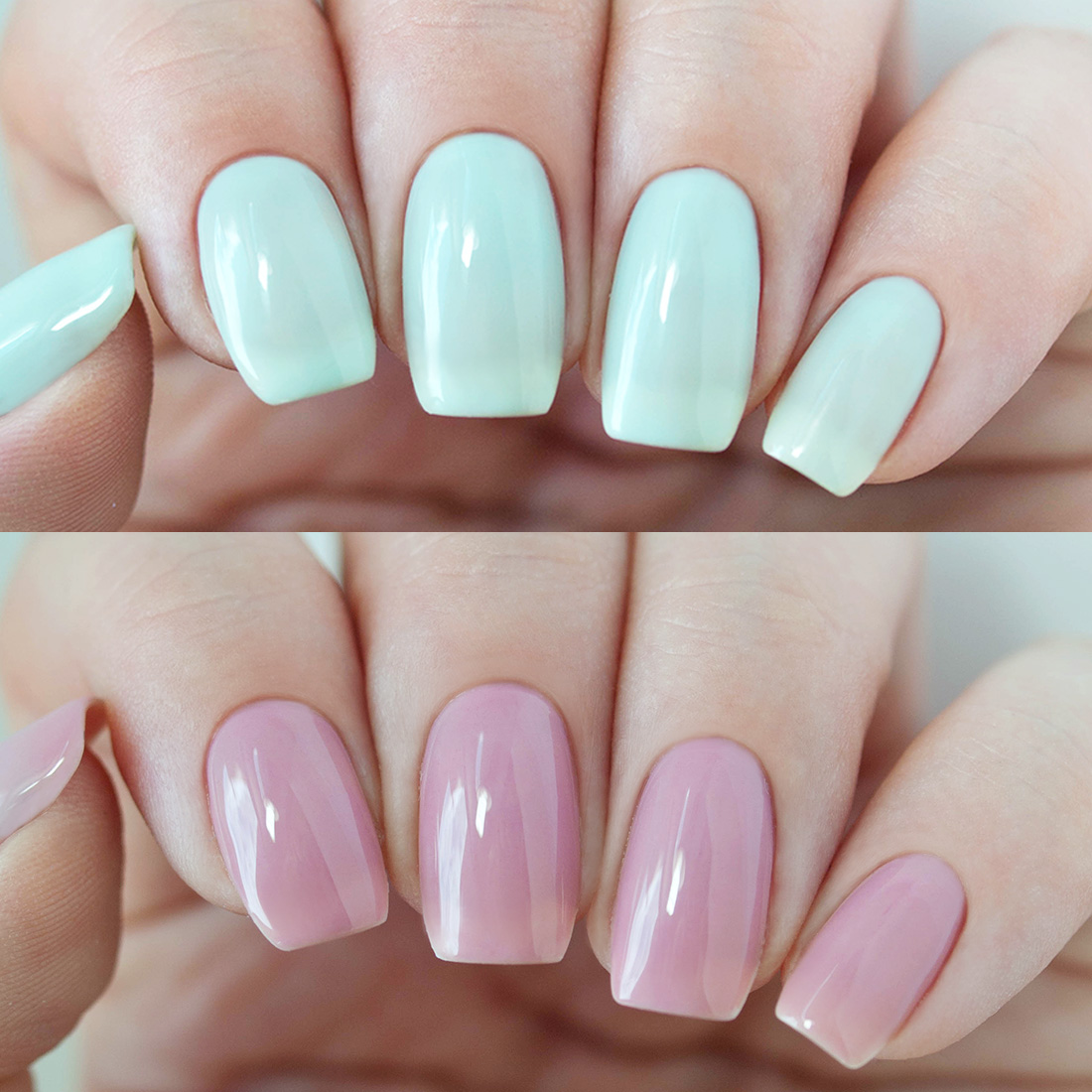 Color Changing Gel Nail Polish: BMC Thermal Effect Color Changing Nail Lacquer Gel Polish