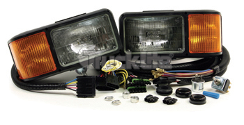 80900 truck lite 80900 snow plow atl drl light kit w pe connectors 2005 Mack Wiring-Diagram at readyjetset.co