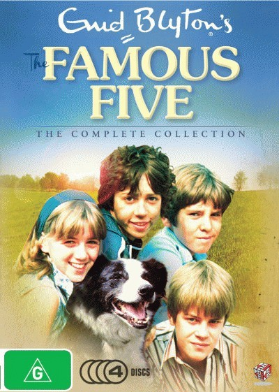 Famous Five: The Complete Collection<BR>NEW DVD Movie