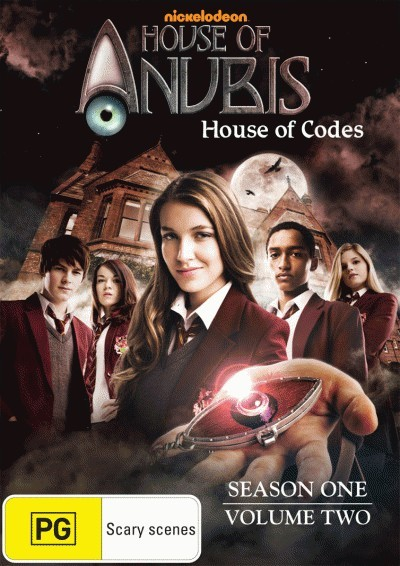 House of Anubis: Season 1 Volume 2 - House of Codes<BR>NEW DVD Movie