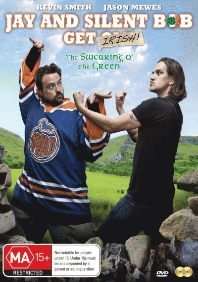 Jay and Silent Bob Get Old: Mach II<BR>NEW DVD Movie