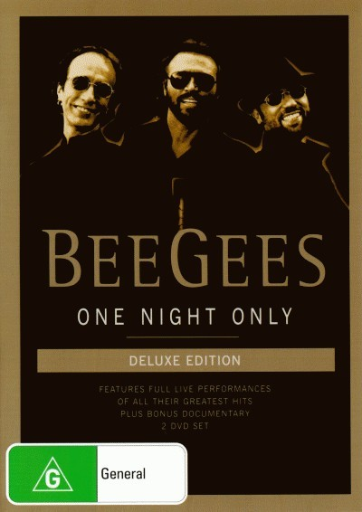 Bee Gees - One Night Only (4 Track Radio Promo)