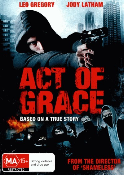 Act of Grace = NEW DVD R4