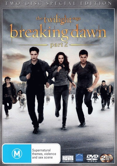 The-Twilight-Saga-Breaking-Dawn-Part-2-2-Disc-Special-Ed-NEW-DVD-R4