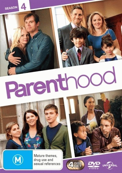 PARENTHOOD: SEASON 4 New DVD R4 & R2 TV Series | eBay