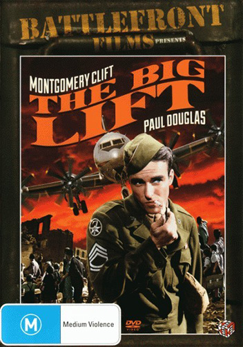 The Big Lift<BR>NEW DVD Movie