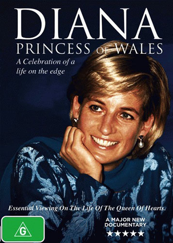 Diana, Princess of Wales: A Celebration of a Life on the Edge<BR>NEW DVD Movie