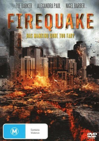 Firequake = NEW DVD R4