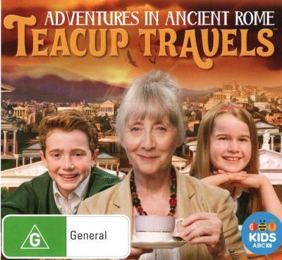 Teacup Travels: Ancient Rome = NEW DVD R4