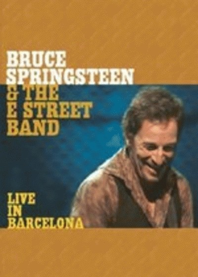 Bruce Springsteen & the E Street Band: Live in Barcelona<BR>NEW DVD Music Music