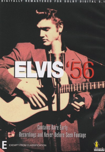 Elvis Presley: Elvis 56 <BR>NEW DVD Music Music