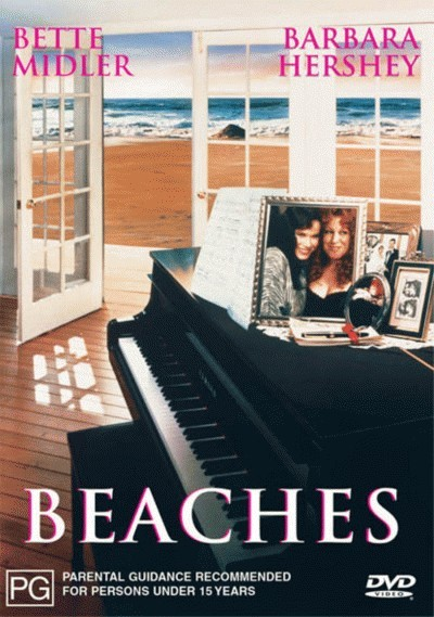 Beaches<BR>NEW DVD Movie