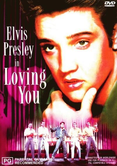 Loving You<BR>NEW DVD Movie