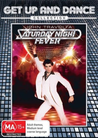 Saturday Night Fever <BR>NEW DVD Movie