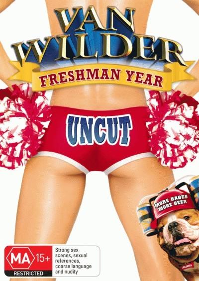 uncut van wilder freshman year xxx