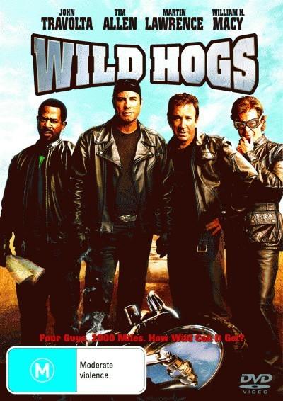 Wild Hogs<BR>NEW DVD Movie