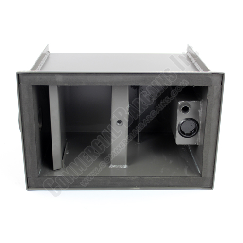 Wentworth 8 Pound Grease Trap Interceptor 4 Gpm Gallons
