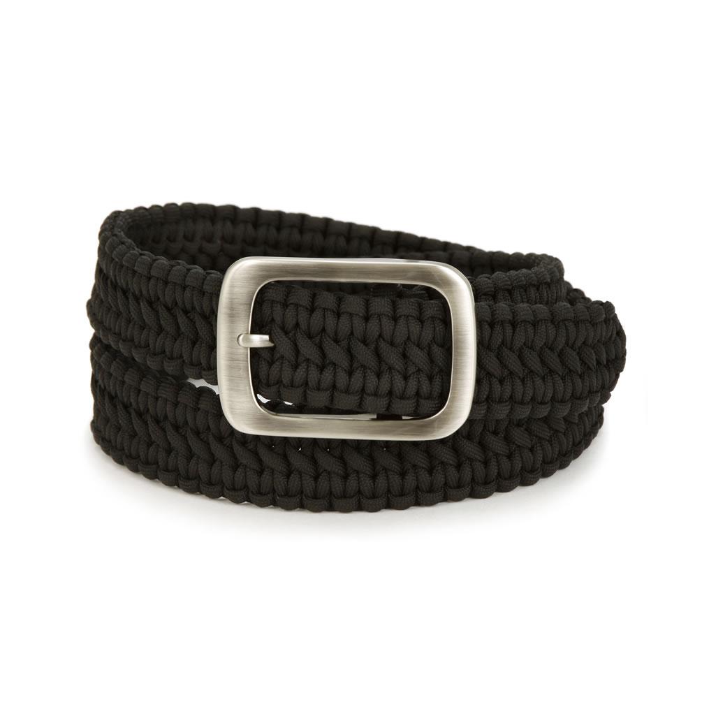 made paracord belt black large ebay
